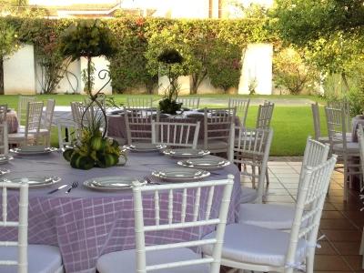 Jardín La Terraza Zapopan Contadores 555 01 33 1011 4