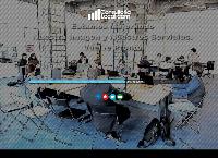 Sitio web de Consultoría Local