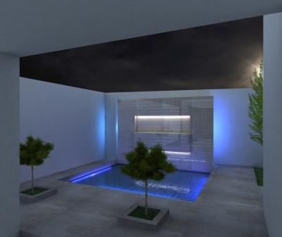 Piscinas m rida m rida calle 3 286 x 5 y 7 chuburna for Construccion de piscinas merida
