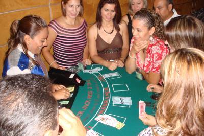 Producciones yl productos casino de fantasia for Mesa 5 producciones