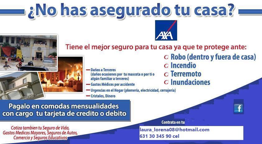 Laura lorena lopez rodriguez nogales reforma 496 for Axa seguros sevilla oficinas