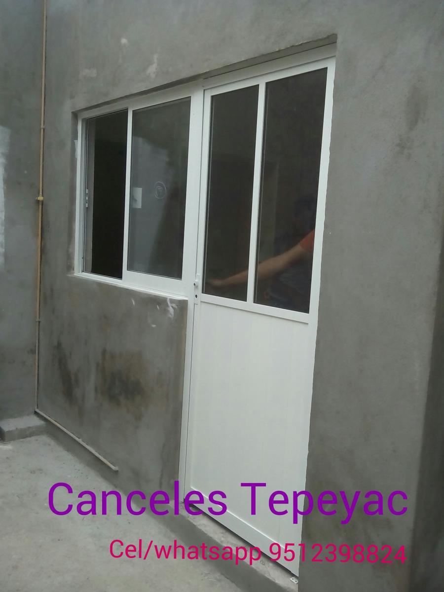 Canceles tepeyac oaxaca 21 de marzo 16a soledad 9512398 for Puerta y media de aluminio