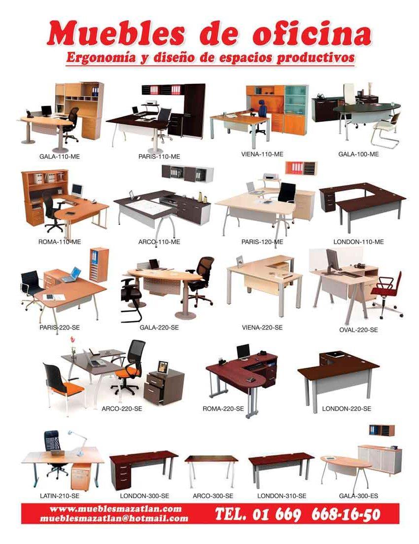 muebles de oficina mazatl n mazatl n cerrada peregrina