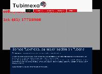 Sitio web de Tubimexa