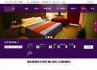 Sitio web de Hotel First Inn