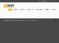 Sitio web de MAS MATERIALES