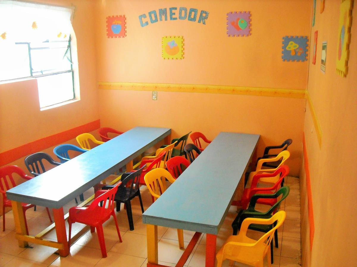 Estancia infantil naves ciudad nezahualcoyotl for Comedor infantil