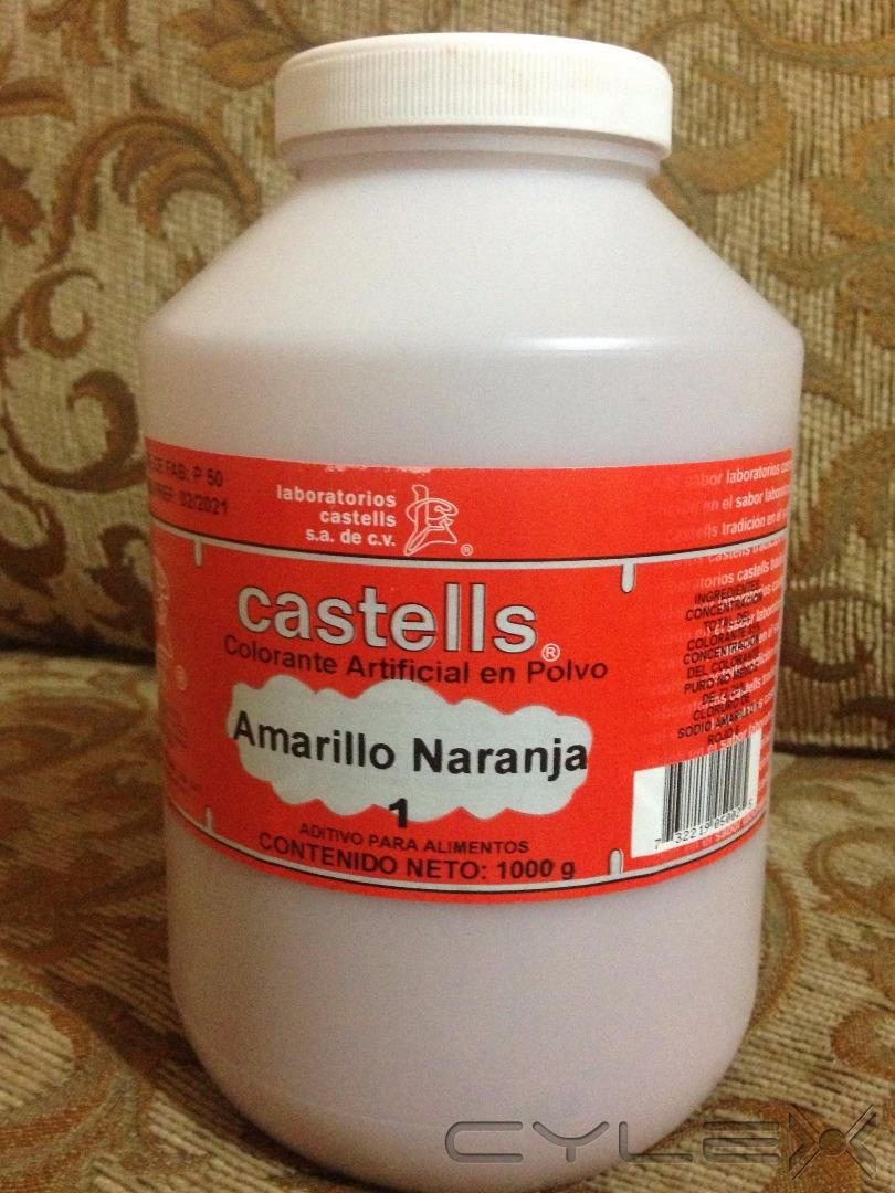 Color taco distribuidora de productos castells coacalco - Amarillo naranja ...