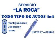 Servicio La Roca
