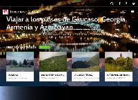 Sitio web de Viajar a Cáucaso