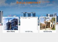 Sitio web de AYALA COMPANY