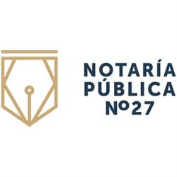 Notaría Pública 27